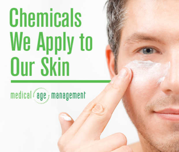 Chemicals We Apply to Our Skin