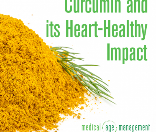 Curcumin and Heart-Healthy Impact