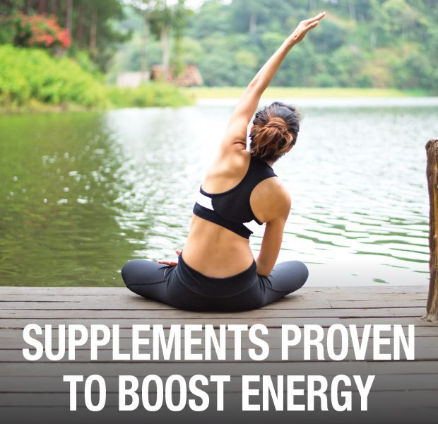 Supplements To Boost Energy