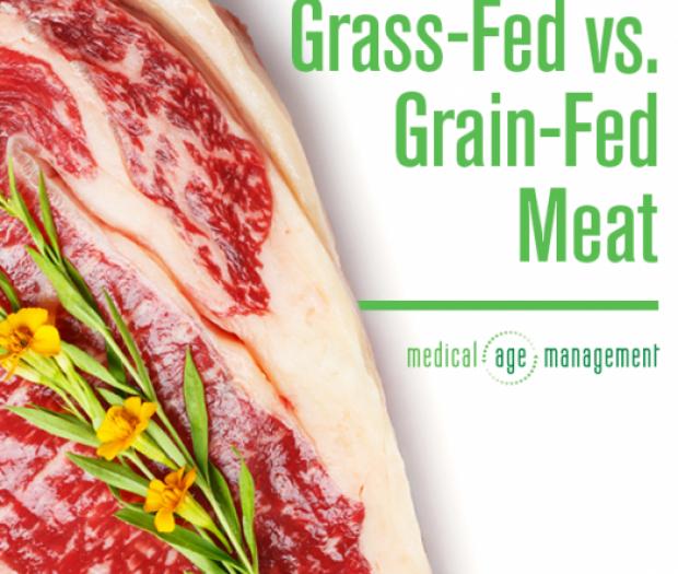 Grass-fed vs Grain-fed