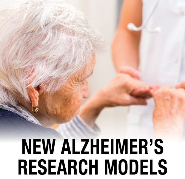New Alzheimer's research models
