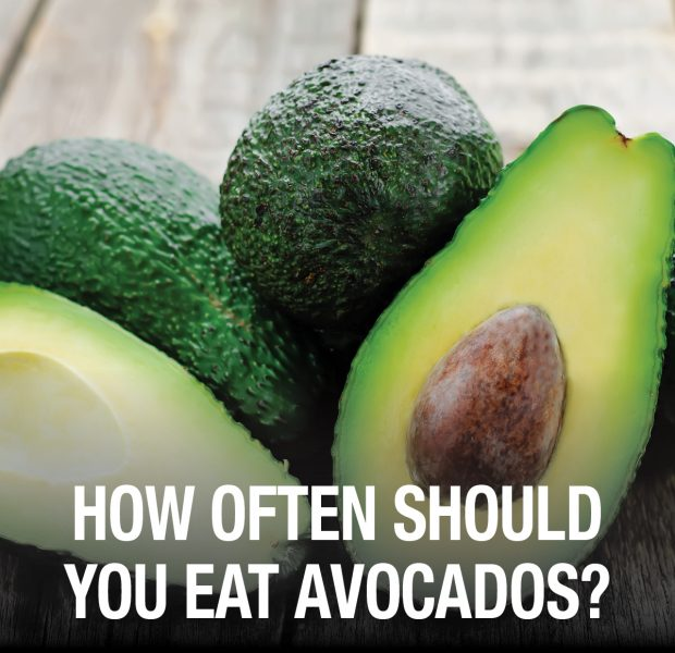 How often should you eat avocados?