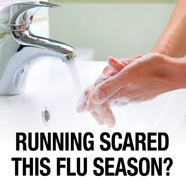 Running scared this flu season