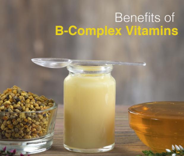 Benefits of B-Complex Vitamins
