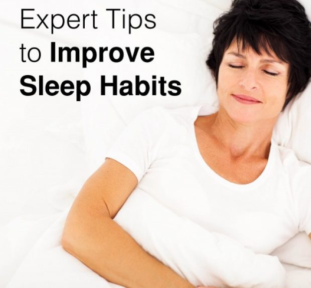 Improve Sleep Habits