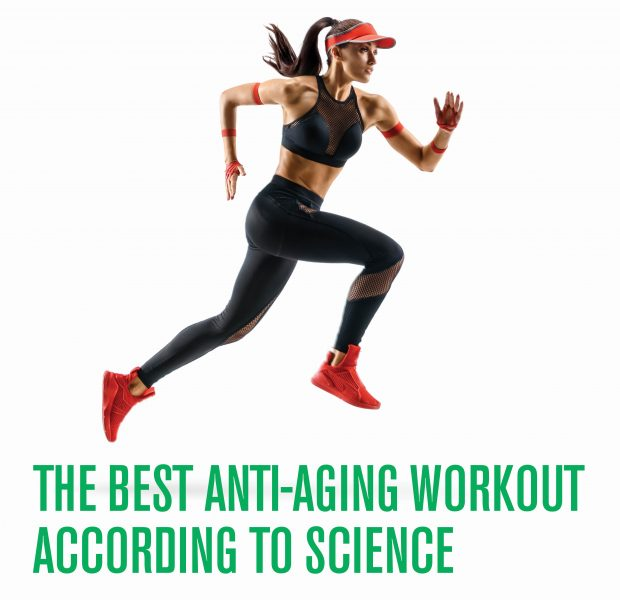 Best Anti-aging Workout