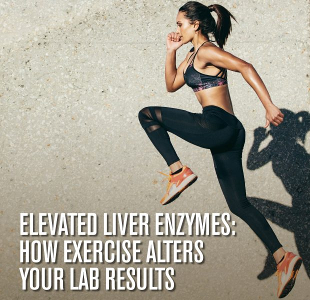Elevate Liver Enzymes