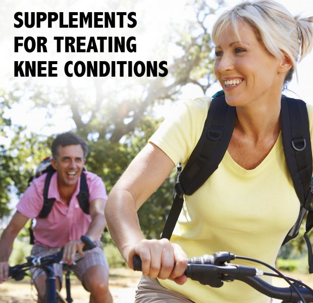 Supplements for Treating Knee Conditions