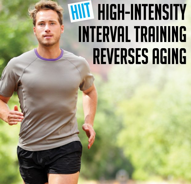 Interval Training Reverses Aging