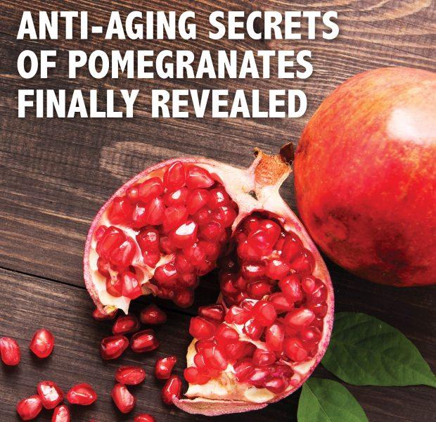 Anti-aging Secrets of Pomegranates Finally Revealed