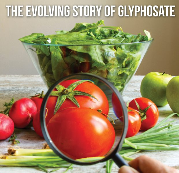The Evolving Story of Glyphosate
