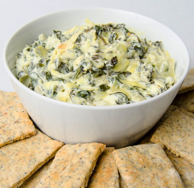 Holiday Artichoke Dip