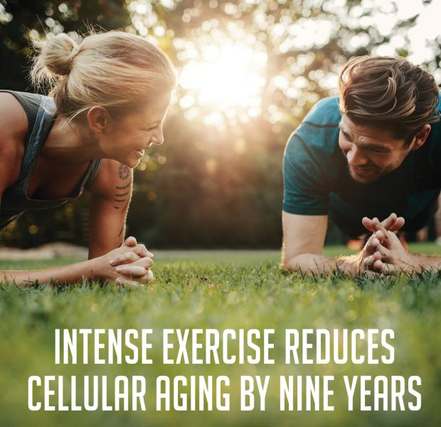Exercise Reduces Cellular Aging