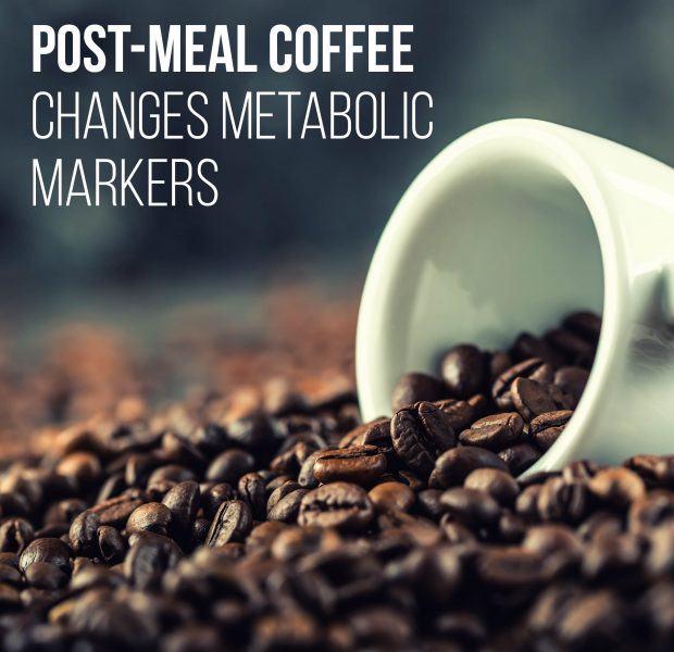 Post-Meal Coffee Changes Metabolic Markers