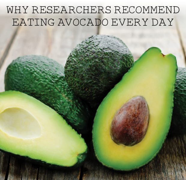 Eating avocado every day