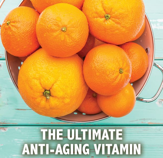 Ultimate Anti-aging Vitamin