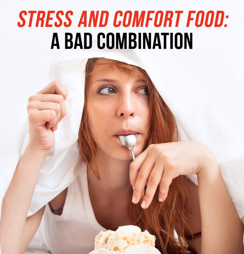 Stress and Comfort Food