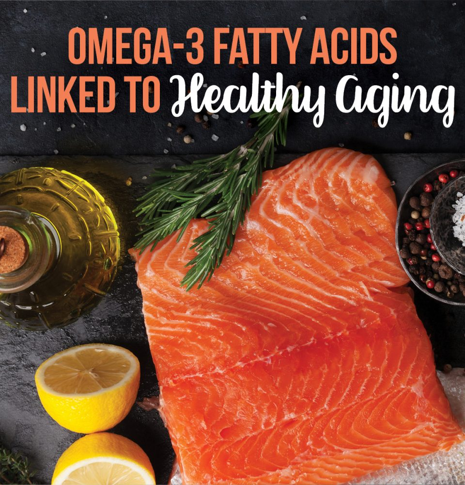 Omega-3 healthy aging